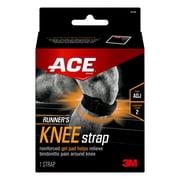 ACE Brand Adjustable Knee Strap, Breathable, Low-Profile Brace