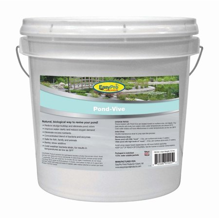 Easy Pro Pond-Vive Beneficial Pond Bacteria (QTY: 20 - 8 oz. Water Soluble Packets) 10 (8 Oz Pond Water)