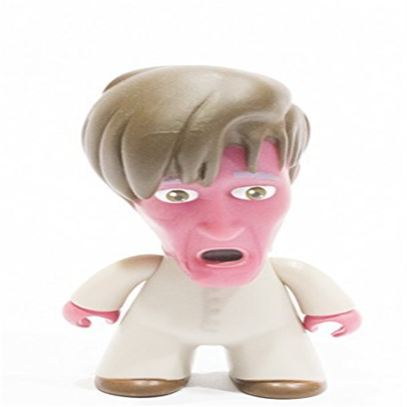 Doctor Who Titans 3 inch Vinyl Figure, Series 2 11th Doctor Set, Monster Doctor