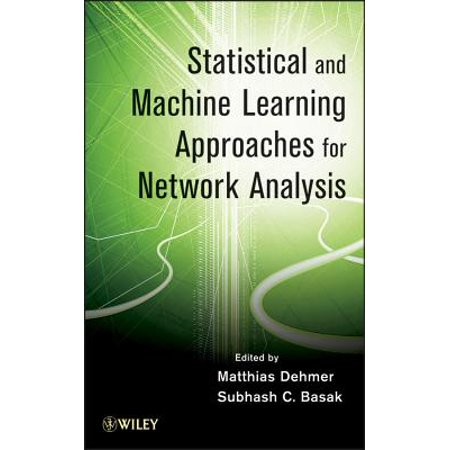 Statistical and Machine Learning Approaches for Network Analysis -