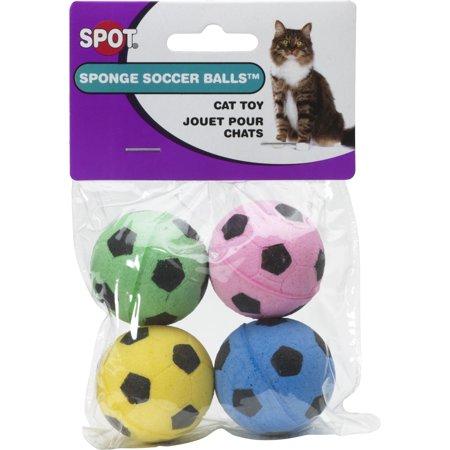 Sponge Soccer Balls, 1.5