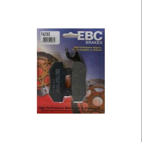 EBC Organic Brake Pads Rear Fits 07-09 Triumph Tiger