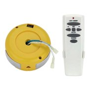 HAMPTON BAY REPLACEMENT RECEIVER FAN2R AND REMOTE UC7078T (REVERSE) KIT