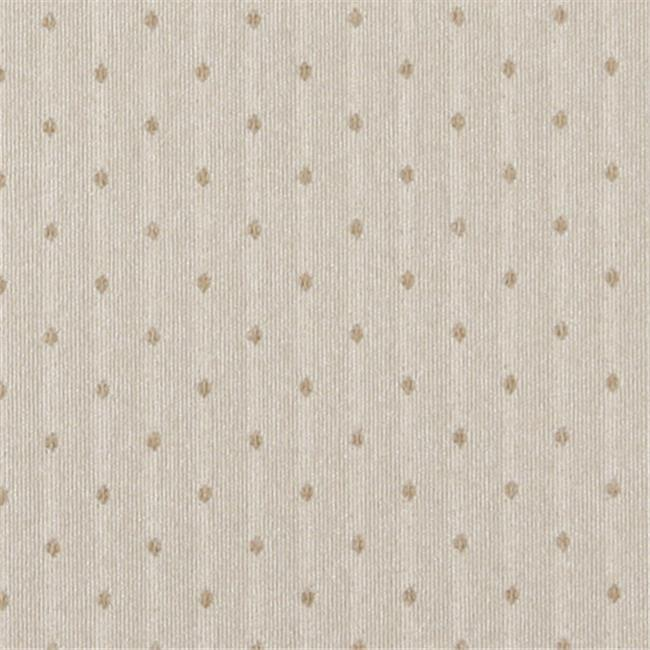 Designer Fabrics C615 54 In Wide Khaki And Beige 44 Dotted