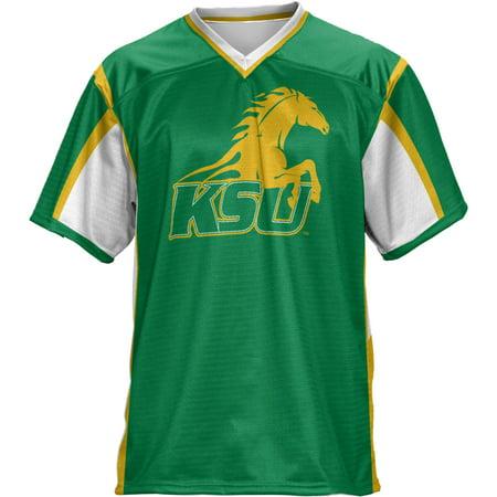 factory price ec81d 33b96 ProSphere Boys' Kentucky State University Scramble Football Fan Jersey