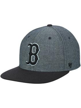 a9ec99f602f Product Image Boston Red Sox  47 Giovanni Captain Adjustable Snapback Hat -  Navy - OSFA.