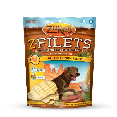 Zuke's Z-Filets Select Slices, Chicken, 3.25 oz