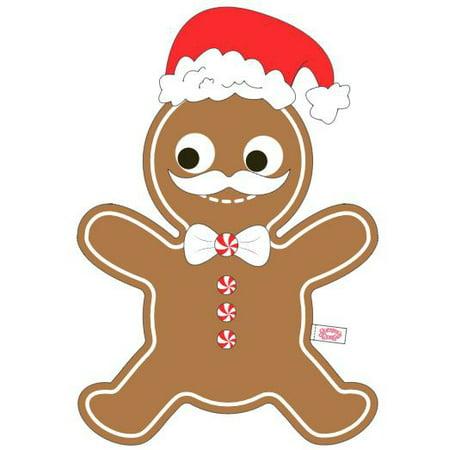 Yummy World Gingerbread Jimmy Large Plush