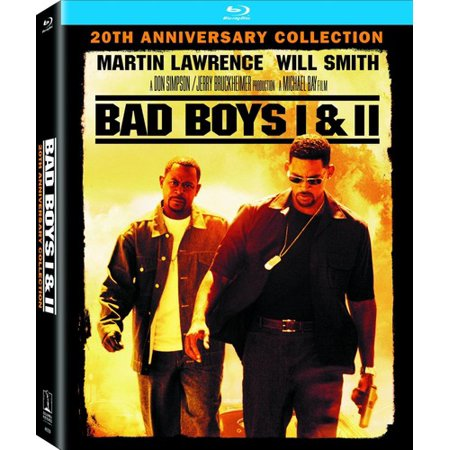 Top Boy Movie (Bad Boys I & II (20th Anniversary Collection))