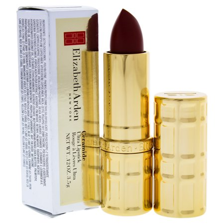 Ceramide Ultra Lipstick - 02 Brick by Elizabeth Arden for Women - 0.12 oz Lipstick - Elizabeth Arden Red Lipstick