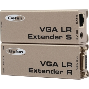 CAT5 EXTENDER VGALR UP TO 330 FEET