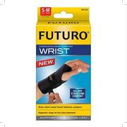 FUTURO Energizing Wrist Support Left Hand, Small/Medium 1 ea (Pack of 3)