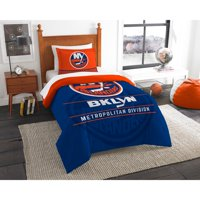 New York Islanders The Northwest Company NHL Draft Twin Comforter Set