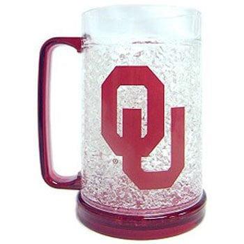 Louis Rams Crystal Mug (Oklahoma Sooners Crystal Freezer)