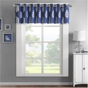 Home Essence Apartment Naira 100 Percent Cotton Printed Valance