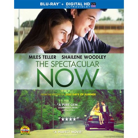 The Spectacular Now  Blu Ray