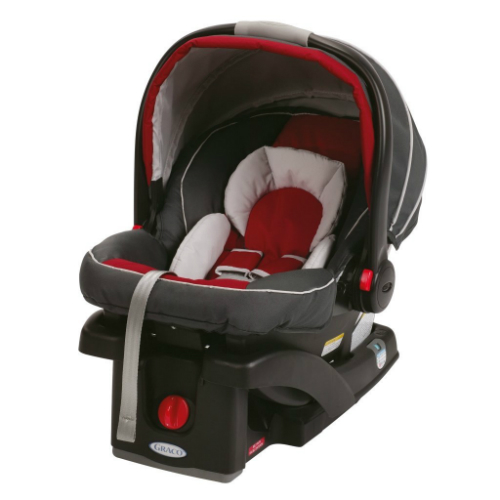 Graco Snugride Click Connect 35 - Chili Red Infant Car Seats