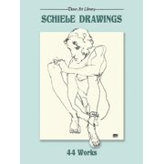 Schiele Drawings : 44 Works