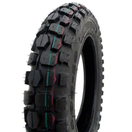 - Knobby Tire 3.00 - 10 Front or Rear Trail Off Road Dirt Bike Motocross Pit