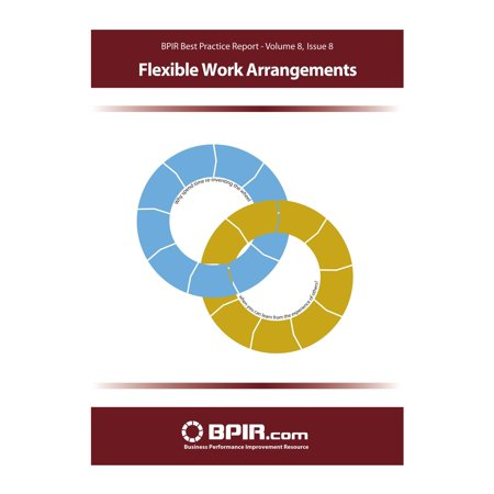 Best Practice Report: Flexible Work Arrangements -