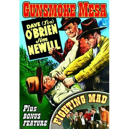 Fighting Mad & Texas Rangers: Gunsmoke Mesa (DVD)