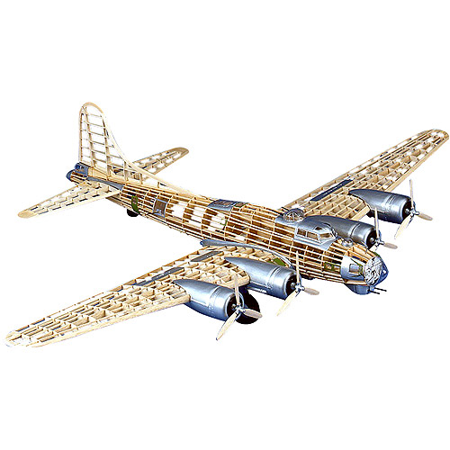 Guillow's Boeing B-17G Flying Fortress Model Kit by Paul K Guillow Inc
