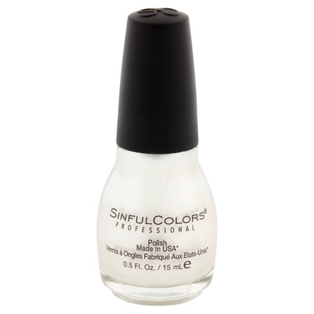 Long Multi Color Pearl - Sinful Colors Professional Nail Polish, Tokyo Pearl, 0.5 Fl Oz