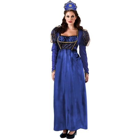 Adult Plus Royal Renaissance Queen Costume Rubies - Plus Size Renaissance Costume