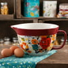 The Pioneer Woman 2.83 Quart Multiple Colors Batter Bowl, 1 Each