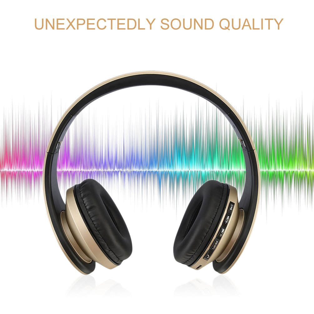 Multifunctional Wired Headphone V2.1+EDR Sport Headphone Stereo Headset Earphone Support TF Card