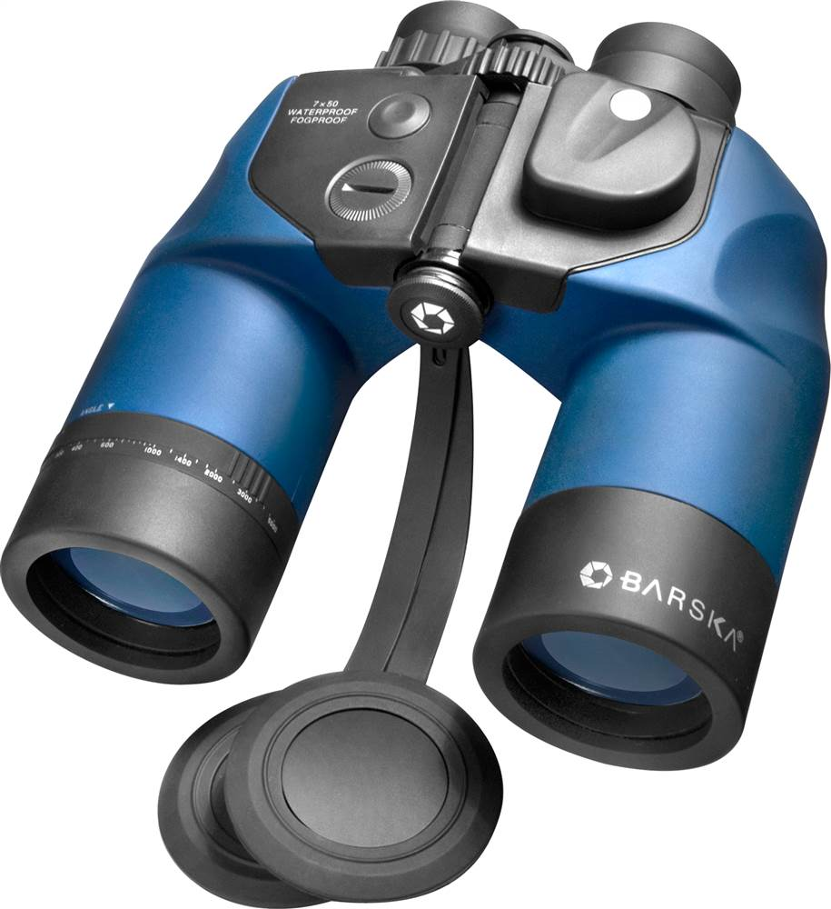 Deep Sea Binocular w Internal Rangefinder and Digital Compass