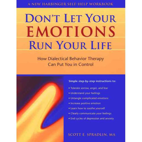 DON'T LET YOUR EMOTIONS RUN YOUR LIFE