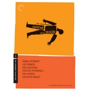 Anatomy Of A Murder (DVD) by Criterion Collection