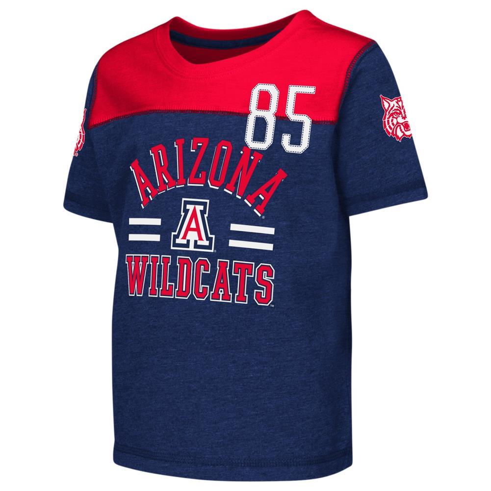 Arizona Wildcats Toddler T-Shirt Short Sleeve Boy's Tee