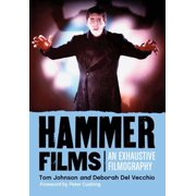 Hammer Films - eBook