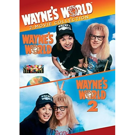 Wayne Brush (Wayne's World 1 & 2: The Complete Epic (DVD) )