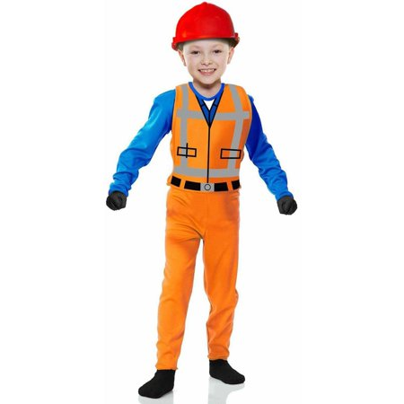 Costume Builder (The Builder Child Halloween)