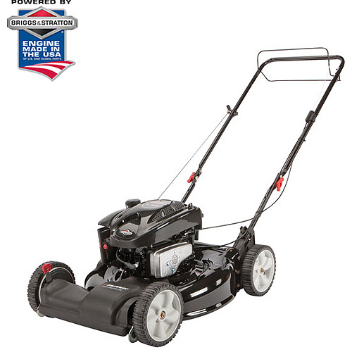 "Murray Select 21"" Side Discharge/Mulch Front Wheel Drive Self Propelled Gas Mower"