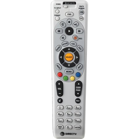 NEW DirecTV Universal Backlit IR/RF Remote Control RC66RBX RC66RB RC65RB ( Not Included the Batteries