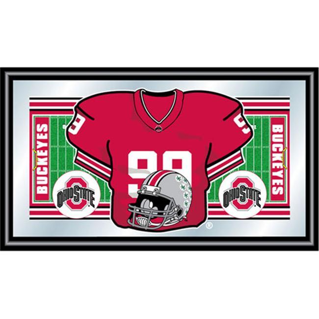 Poker LRG1550F-OSU Ohio State University Football Framed ...