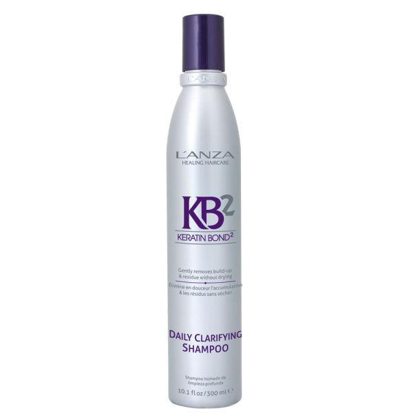 L'ANZA KB2 Daily Clarifying Shampoo, 10.1 oz.
