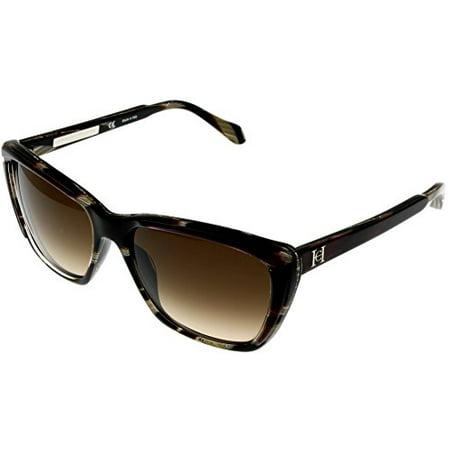 99f2a6cddf Carolina Herrera - Carolina Herrera Sunglasses Women Violet Brown Havana  SHN508 07U1 Size  Lens  Bridge  Temple  58-16-140 - Walmart.com