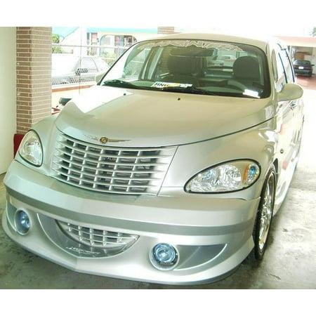 New Chrysler PT Cruiser Xenon Bruiser Body Kit Bumper Fog Lamps Driving Lights Foglamps -