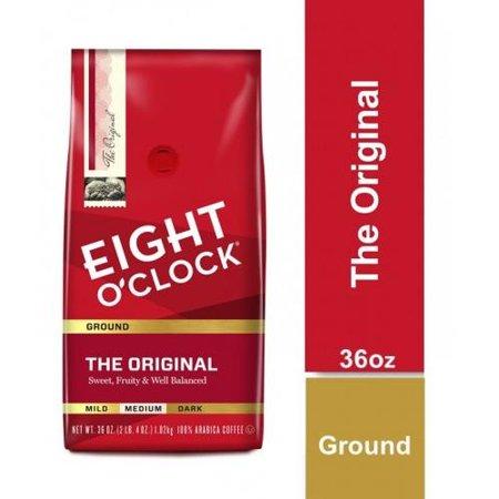 Eight O'Clock The Original Ground Coffee 36 oz. Bag Artists Originals Coffee