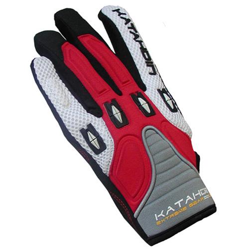 Katahdin Gear Off Road Gloves Red 3XL  KG049066