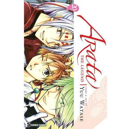 Arata  The Legend 20