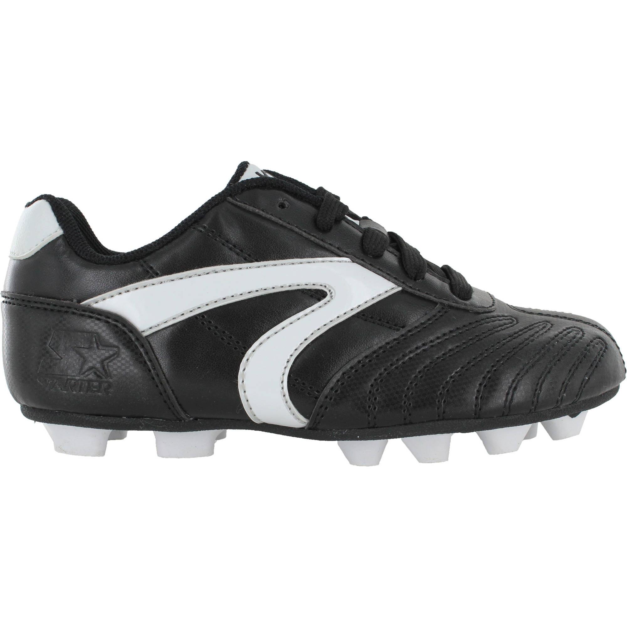 54a479833 Starter - Boys  Athletic Sidewinder Soccer Cleat - Walmart.com
