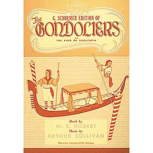 The Gondoliers or the King of Barataria