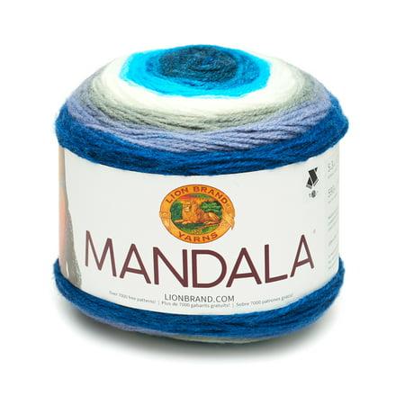 Lion Brand Yarn Mandala Yarn, 590 Yd.](Mandala Crafts)