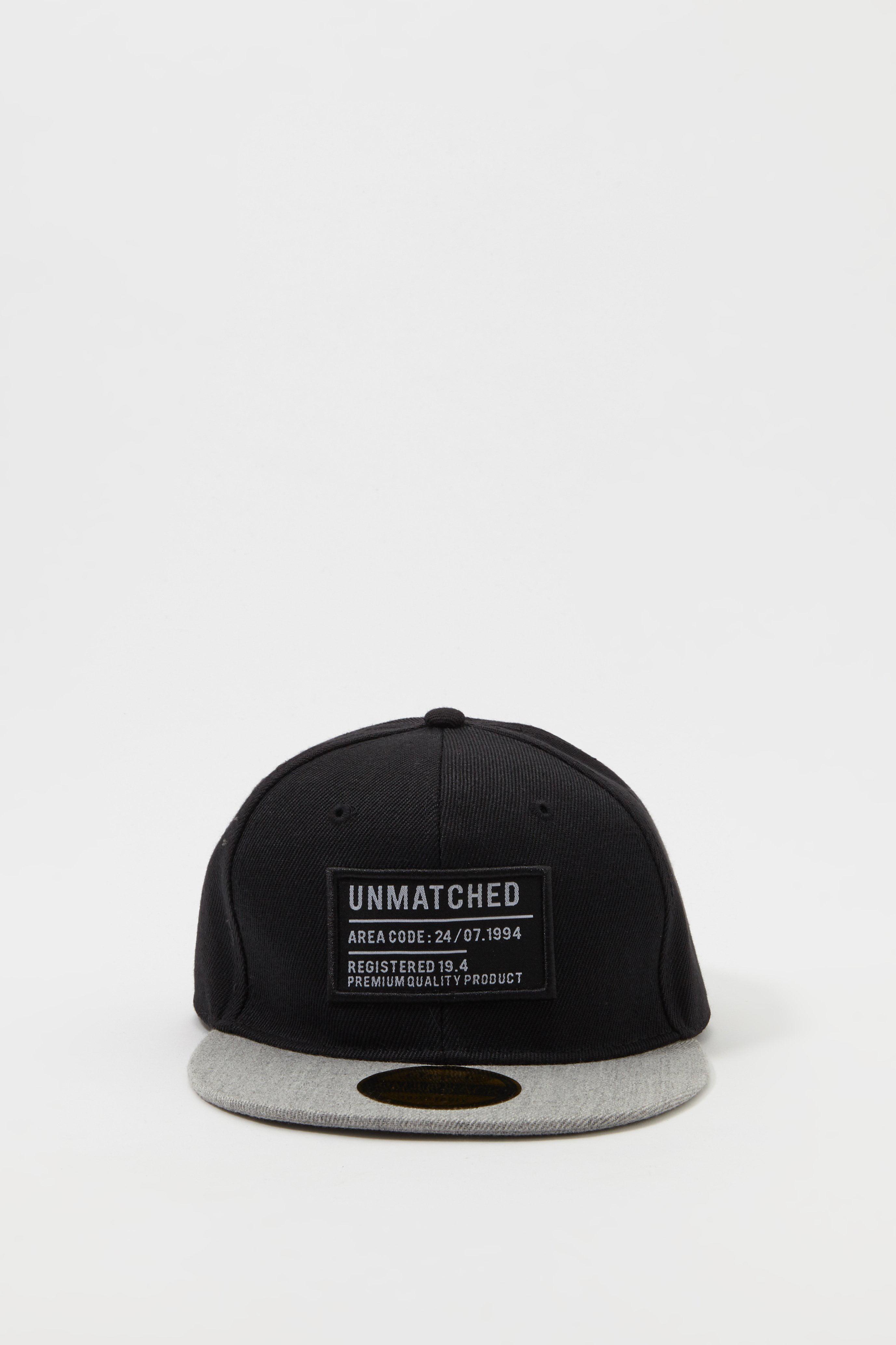 c8b235e356 Urban Kids Youth Boys Unmatched Snapback Hat